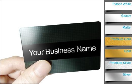 Business Card Printing — The Dallas Press